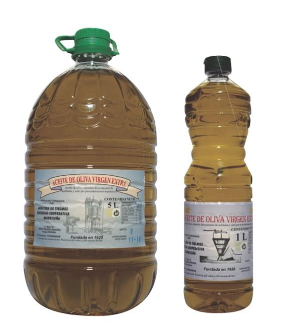 Aceite de Tielmes