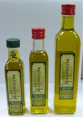 Madroliva virgen extra 100% arbequina