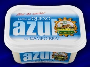 crema de queso azul