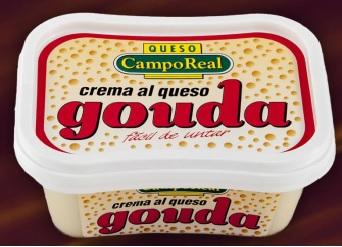 crema de queso gouda